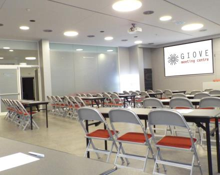 Giove congress center for your meeting at BW Plus Hotel Galileo Padova