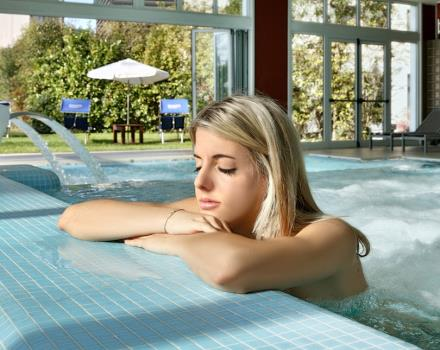 Relax pool Best Western Plus Hotel Galileo Padova