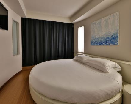 Premier Suite Galileo: 4 separate rooms and exclusive terrace.