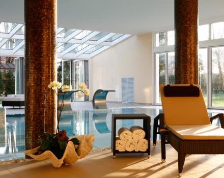 Centro Benessere in hotel a Padova - Best Western Plus Galileo 4 stelle