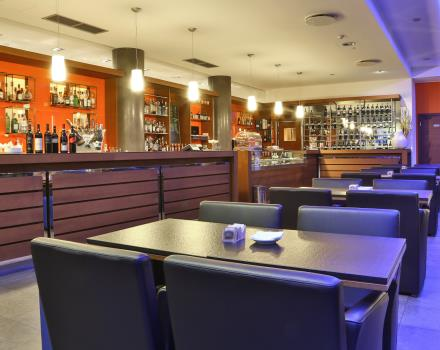 Cafè Galileo lounge bar in  a Padova