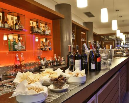 Discover the aperitif of the BW Plus Hotel Galileo in Padua