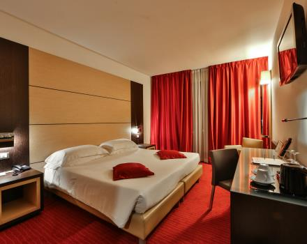Book a room in Padua, stay at the Best Western Plus Hotel Galileo Padova
