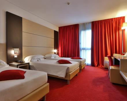 Book a room in Padua for you and a friend at Best Western Galileo Padua Premium