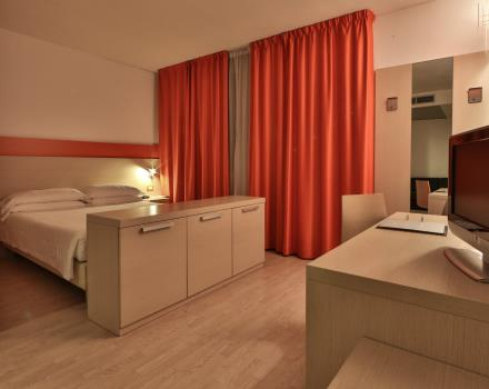 50 apartments in the heart of the city at the BW Premier Hotel Galileo Padova.