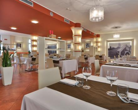 Venice Restaurant in the structure adjacent to Best Western Premier HOTEL Galileo Padova