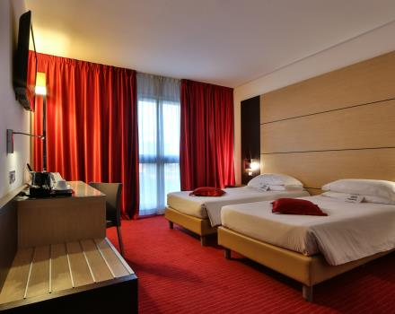 Book a room in Padua, stay at the Best Western Plus Galileo Padova