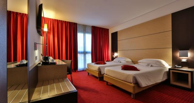 Camere hotel 4 stelle a padova best western premier hotel for Camere hotel design