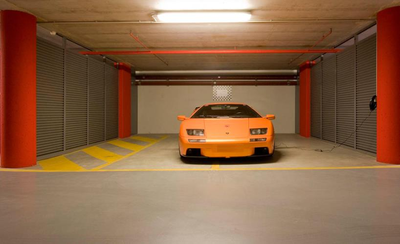 Supercar Garage In Padua Best Western Premier Hotel Galileo