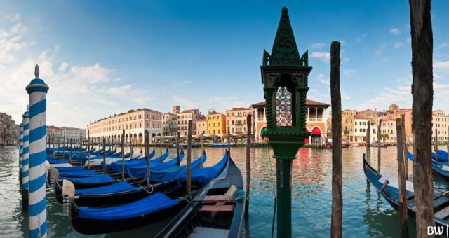 Visit Venice with the Hotel Galileo