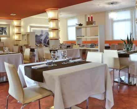 Restaurant Venice located in the structure adjacent to Best Western Plus Galileo Padova