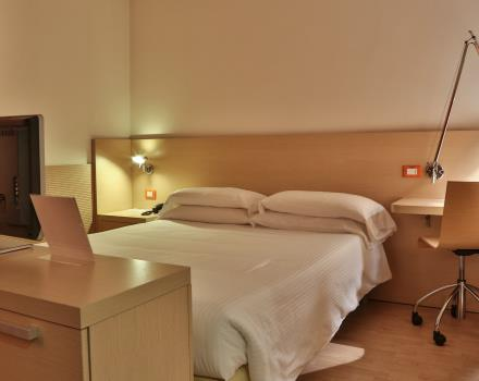 Studios in Padua, ideal for long stays in town for work.