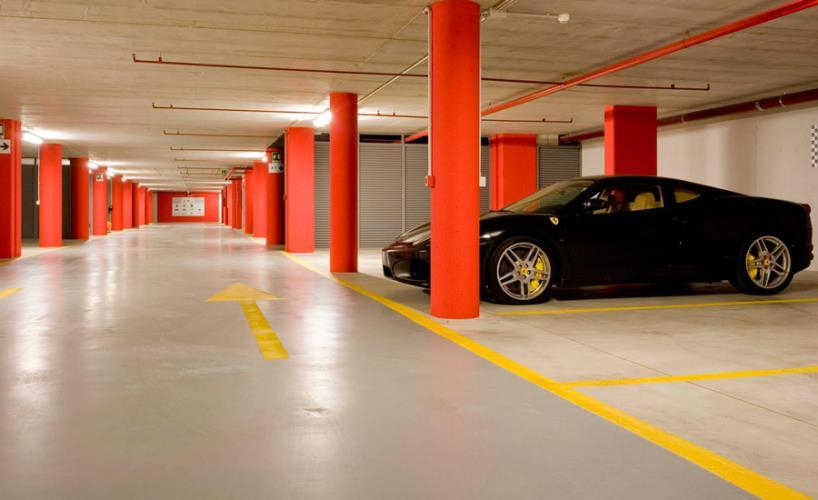 Garage auto di lusso a padova best western premier hotel - Garage sotterraneo ...