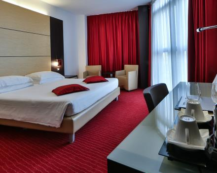 Discover the comfort and the services of Best Western Premier Hotel Galileo Padova
