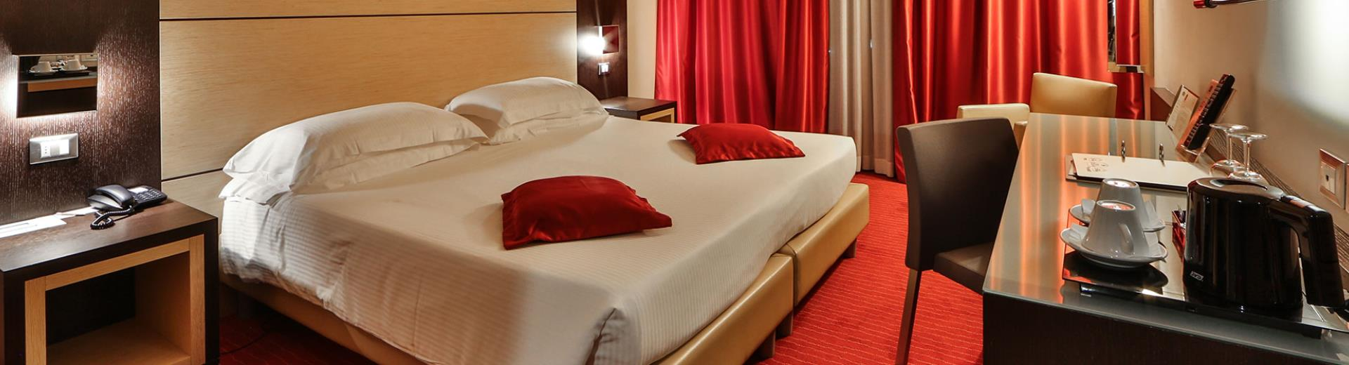 Looking for a hotel for your stay in Padova (PD)? Book/reserve at the Best Western Plus Hotel Galileo