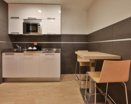 BW Plus Hotel Galileo offers self-catering apartments in Padua